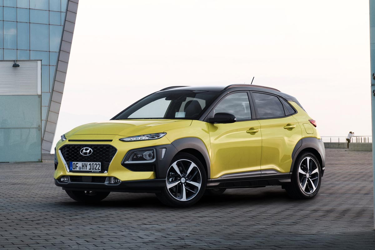Precios de Hyundai Kona HEV 1.6 GDI 140 Tecno Lime