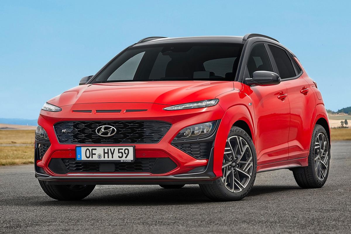 Precios de Hyundai Kona 1.6 GDI HEV 141 Maxx Aut. 6V