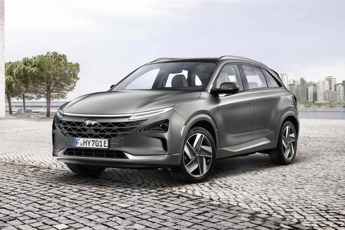 Precios de Hyundai Nexo