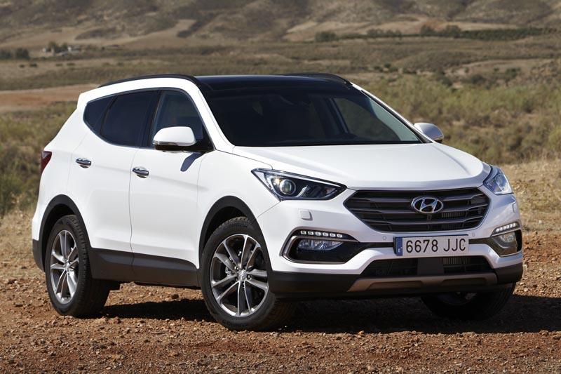 Precios de Hyundai Santa Fe