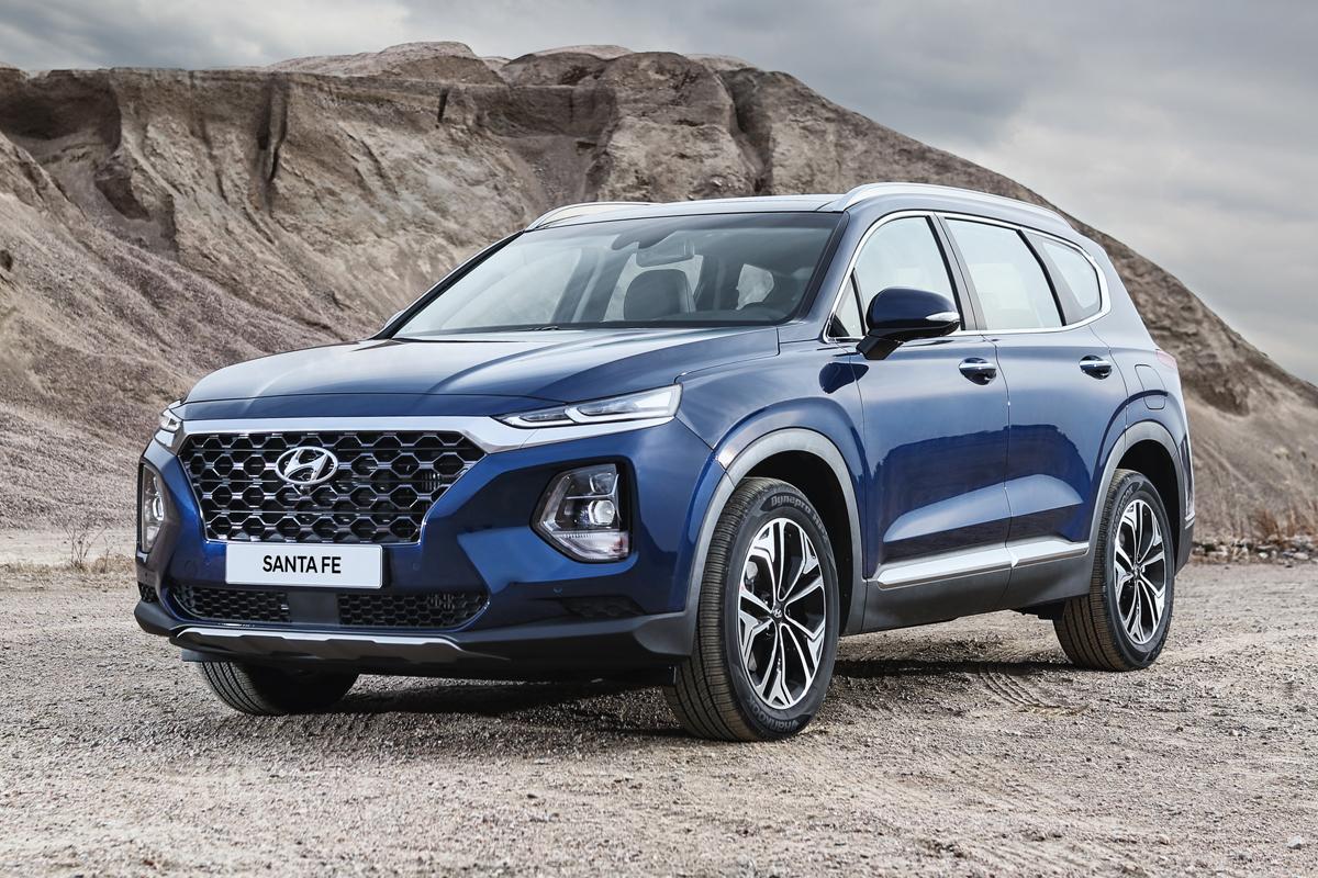 Precios de Hyundai Santa Fe 2019 2.0 CRDi 150 Essence 4x2 7p 6V