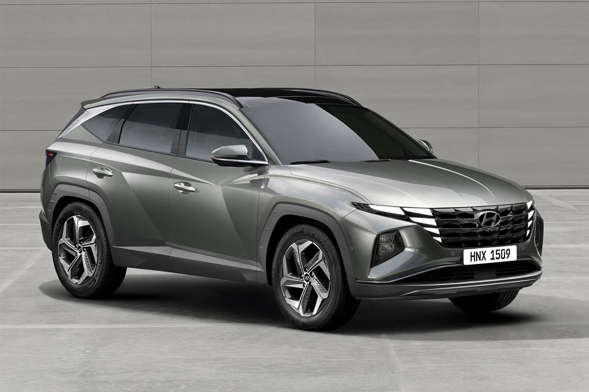 Precios de Hyundai Tucson 2021 1.6 T-GDI HEV 230 Maxx Aut. 6V