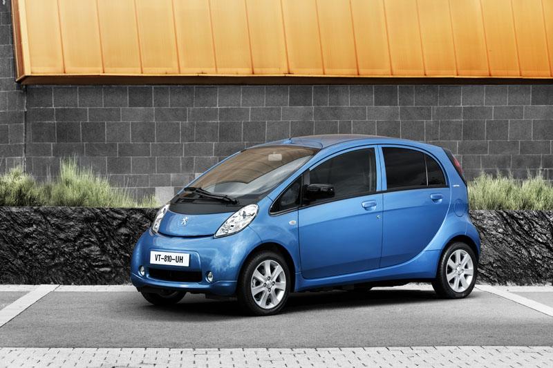 Precios de Peugeot iOn