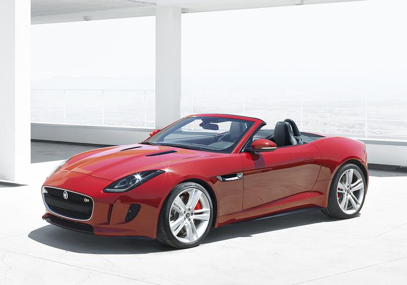 Precios de Jaguar F-Type Convertible