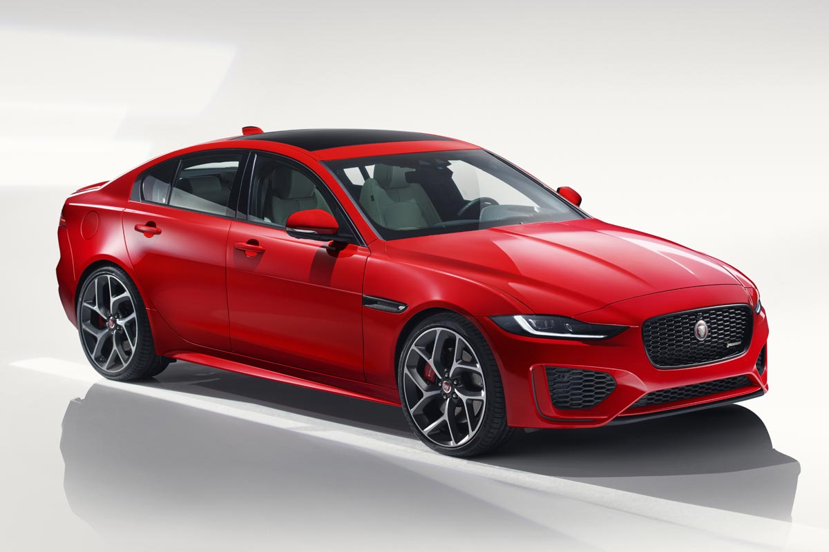 Precios de Jaguar XE