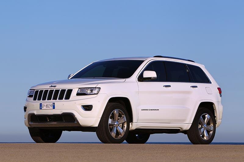 Precios de Jeep Grand Cherokee 6.4 V8 Hemi SRT E6 8V Aut.