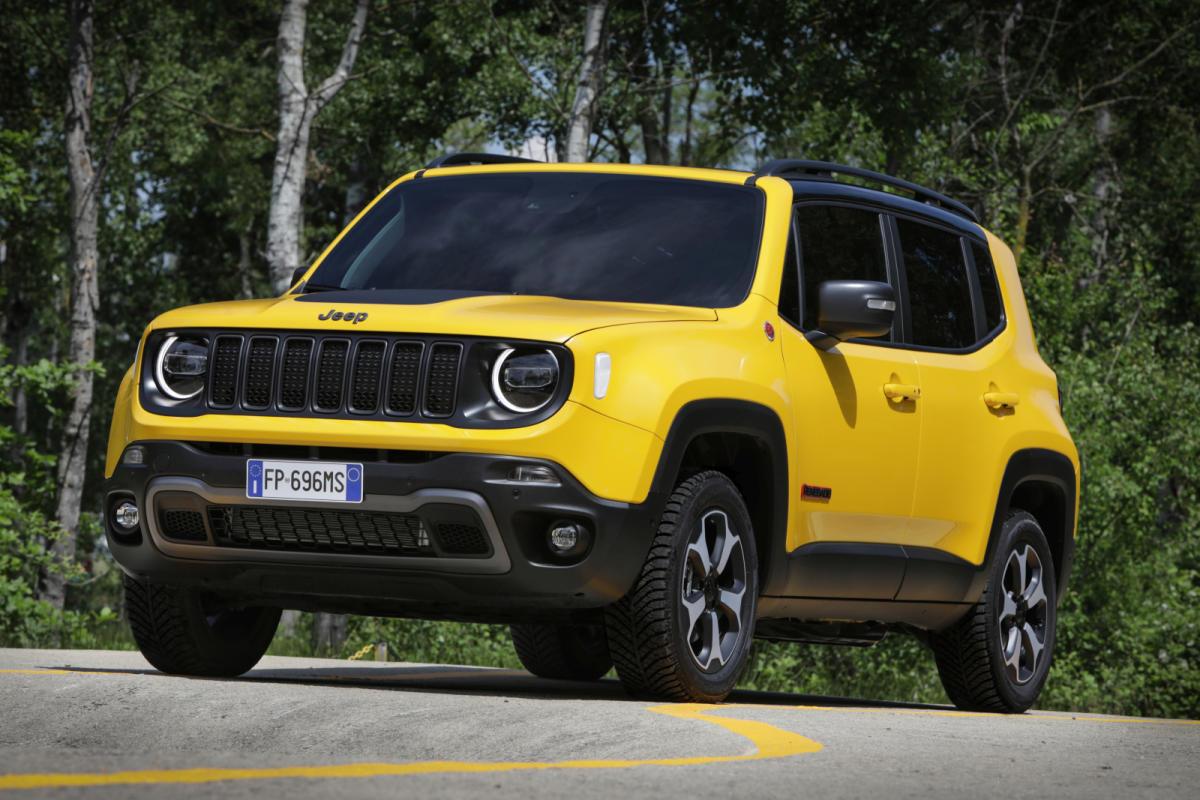 Precios de Jeep Renegade