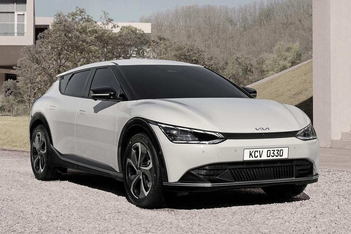 Precios de Kia EV6 58 kWh 170 2WD