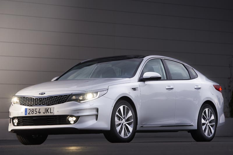 Precios de Kia OPTIMA 1.7 CRDI VGT 141 Emotion Pack Luxury Aut. 7V