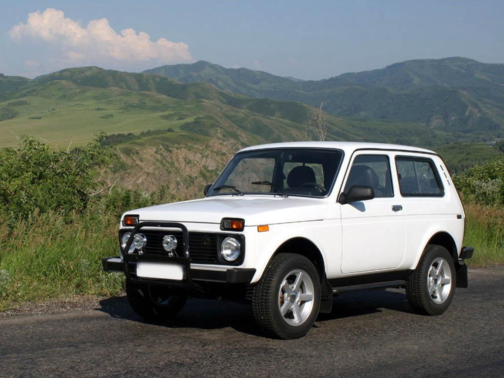 Precios de Lada 4X4