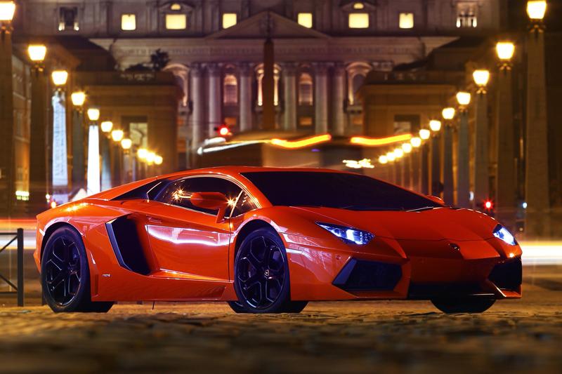 Precios de Lamborghini Aventador