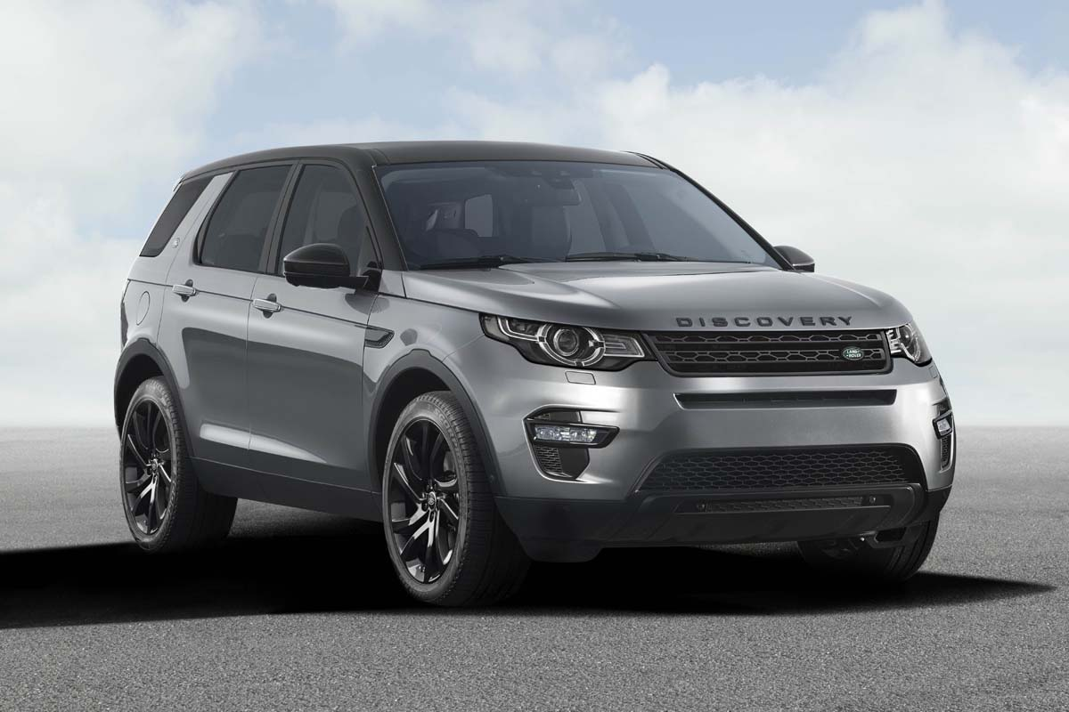 Precios de Land Rover Discovery Sport