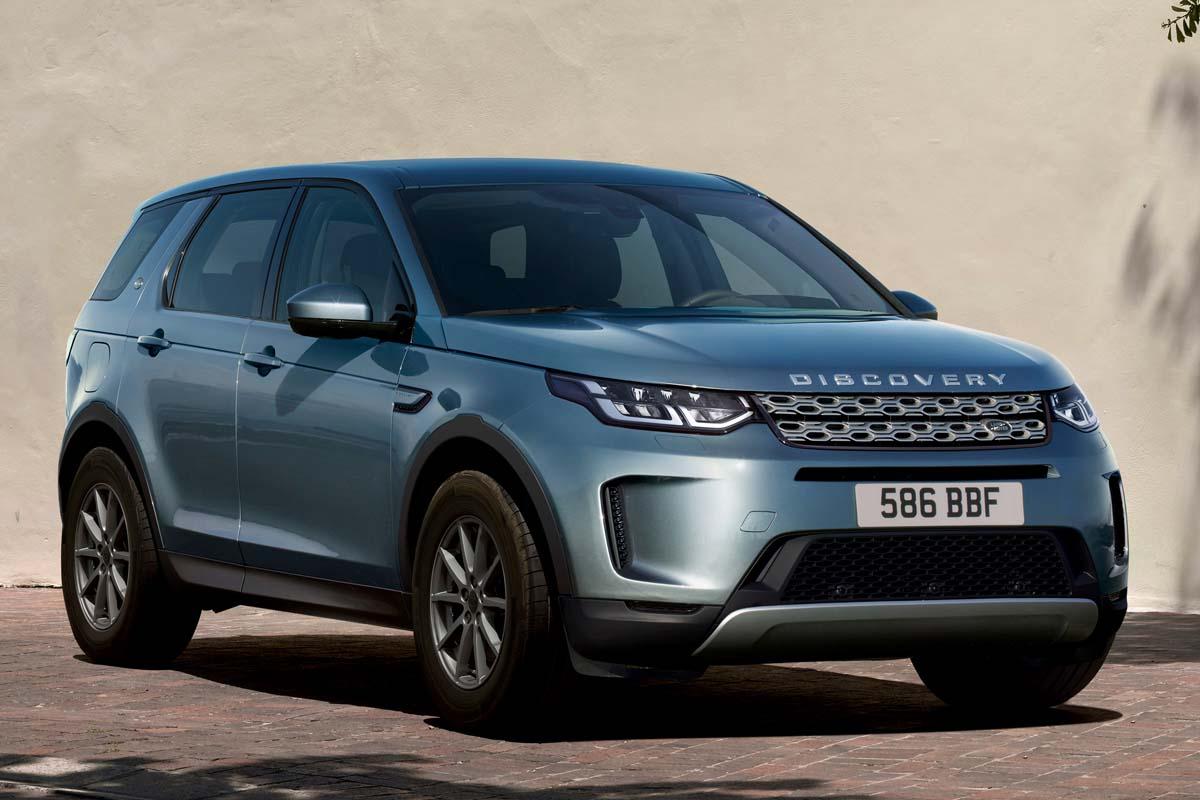 Precios de Land Rover Discovery Sport 2019 2.0 D150 FWD 6V