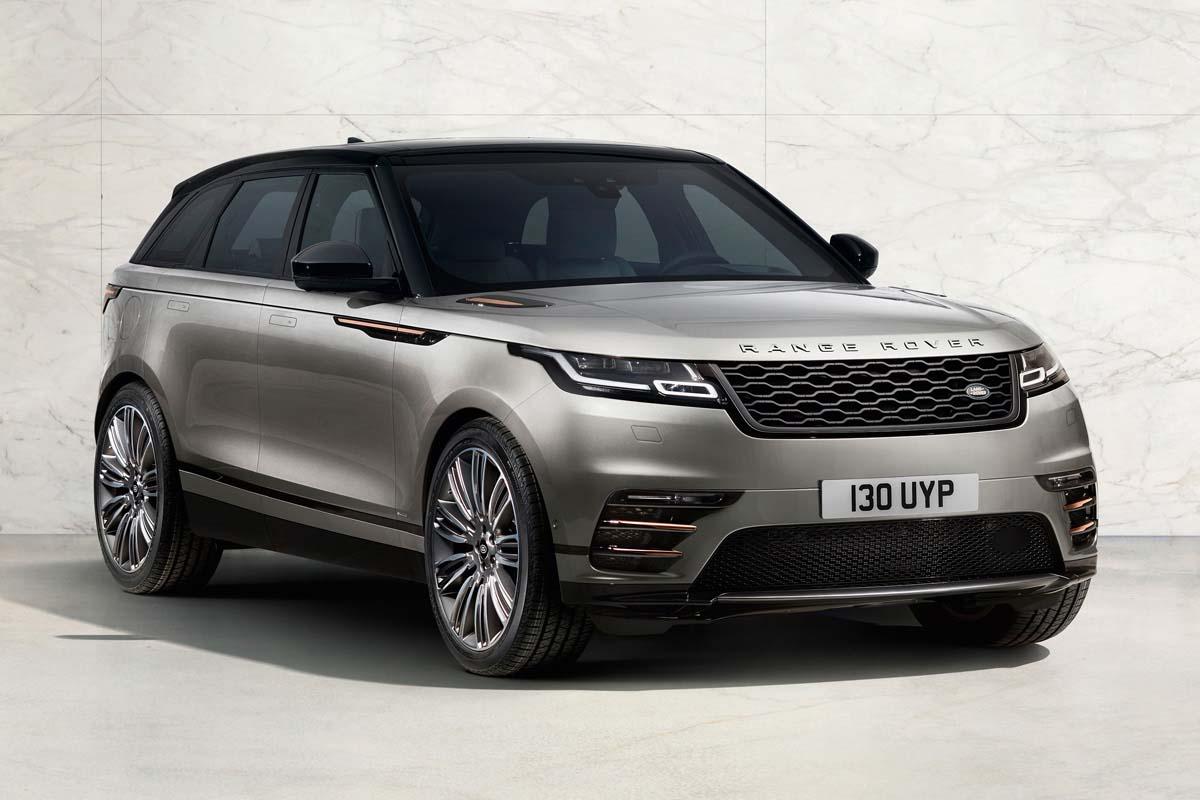 Precios de Land Rover Range Rover Velar 3.0 D300 R-Dynamic 4WD Aut. 8V