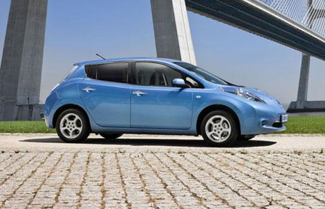 Precios de Nissan Leaf