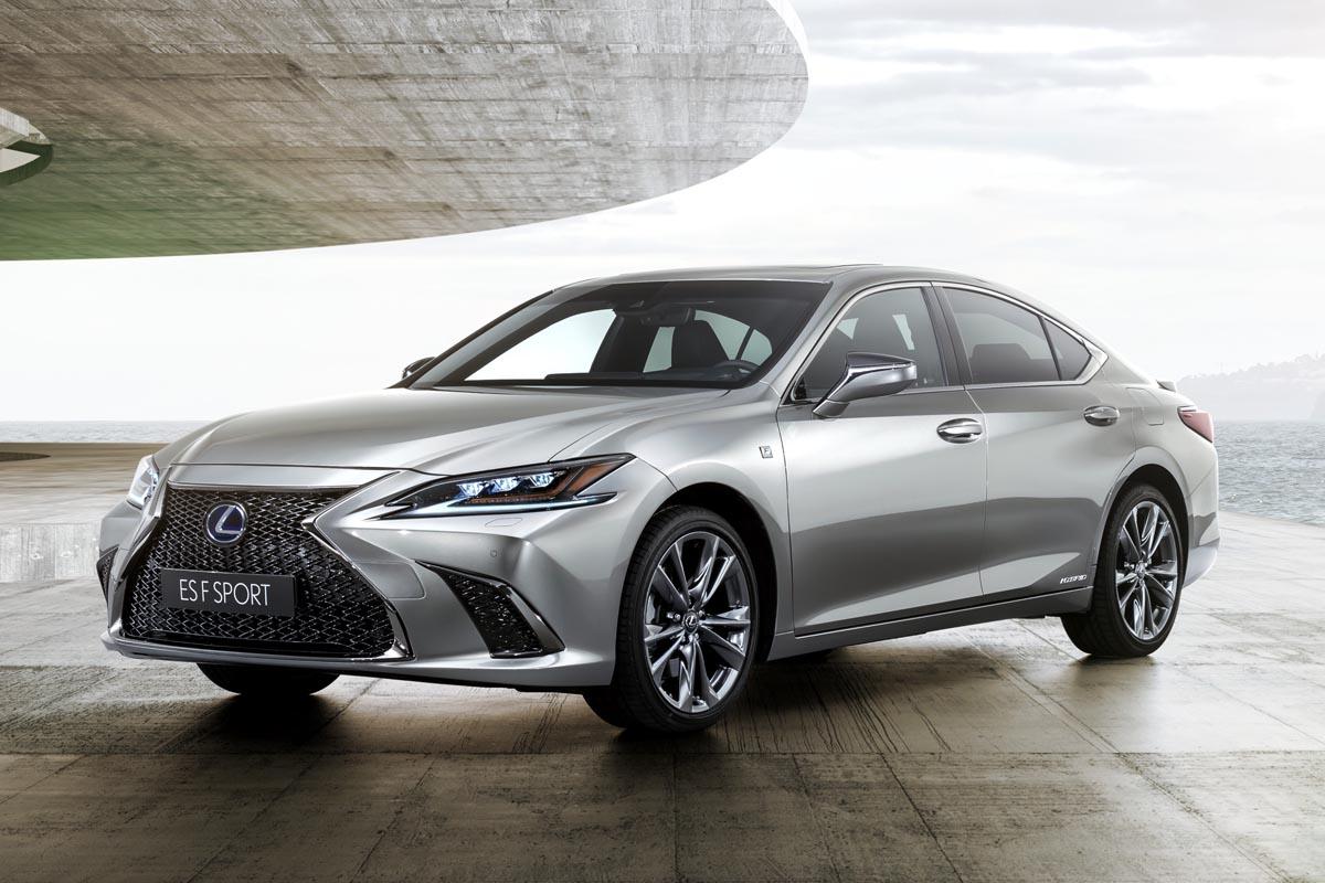 Precios de Lexus ES