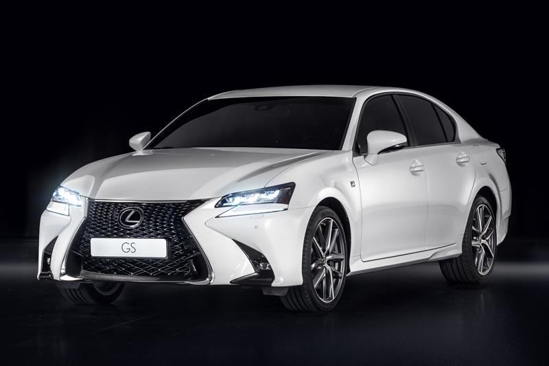 Precios de LEXUS GS 5.0 V8 F Luxury Aut. 8V