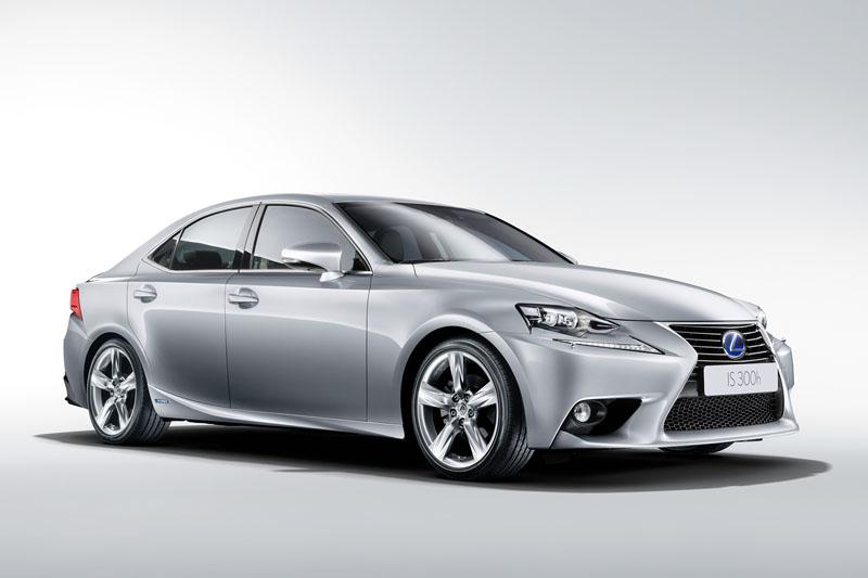 Precios de Lexus IS