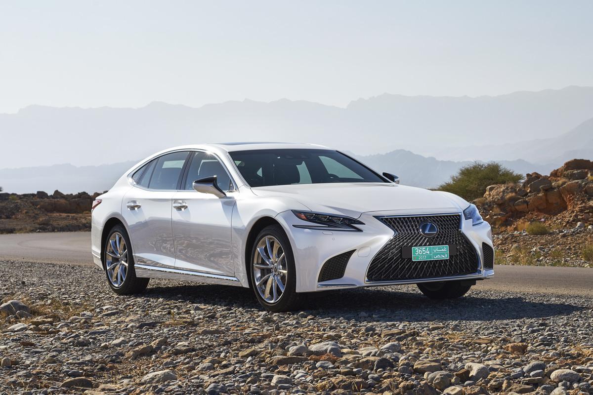 Precios de Lexus LS 2018 500h Business Aut.