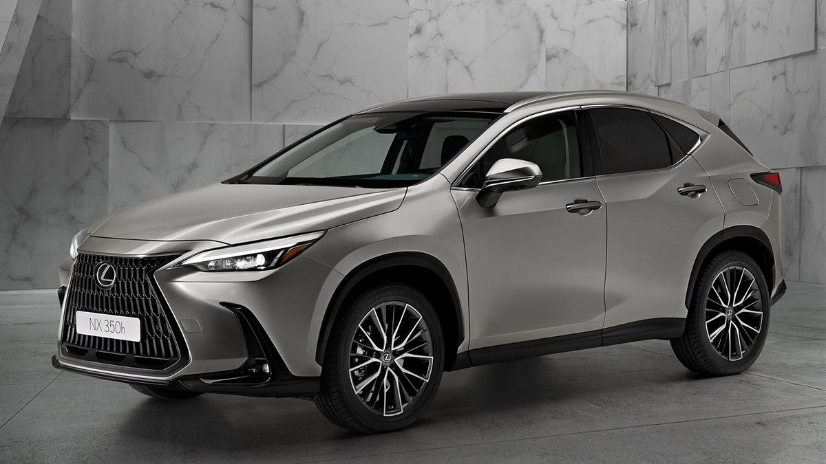 Precios de Lexus NX 2022 350h 2WD Business Aut.