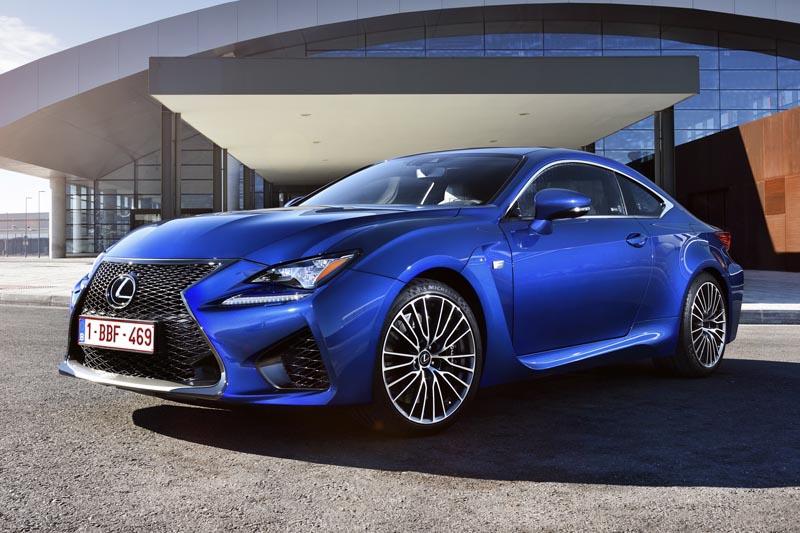 Precios de Lexus RC F Executive 8V