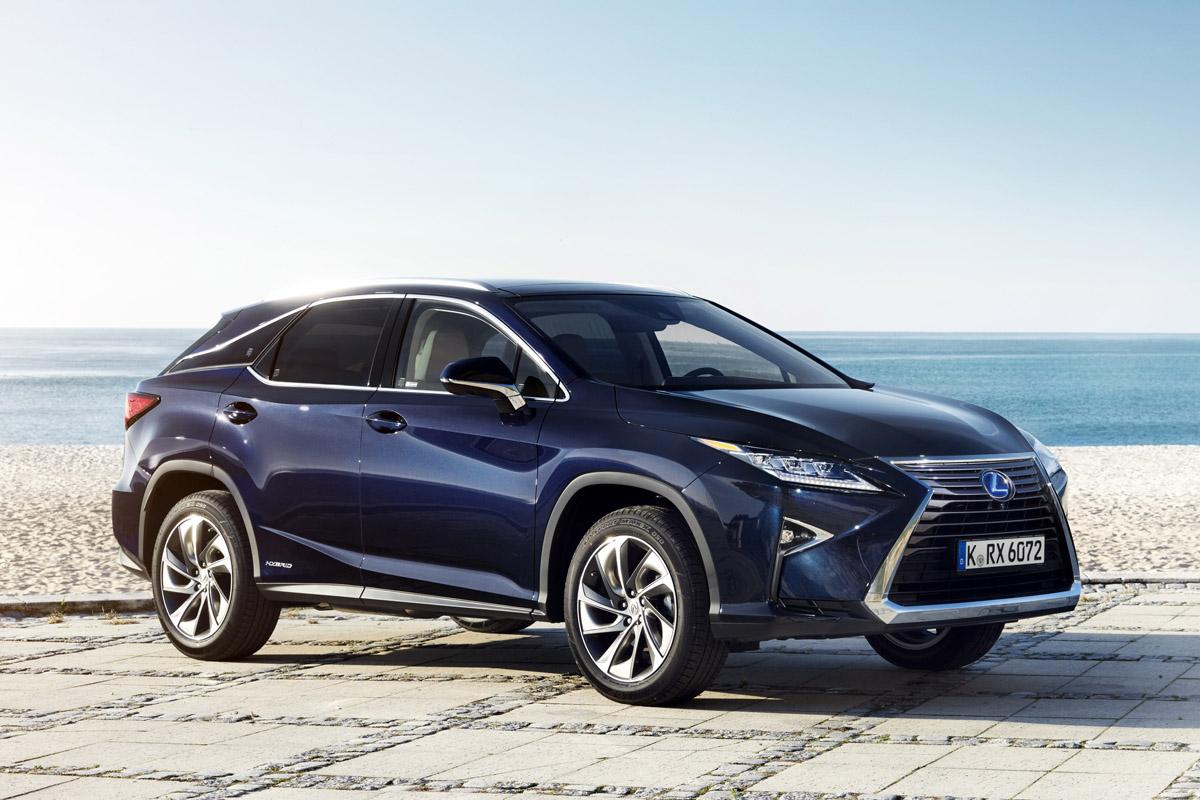 Precios de Lexus RX