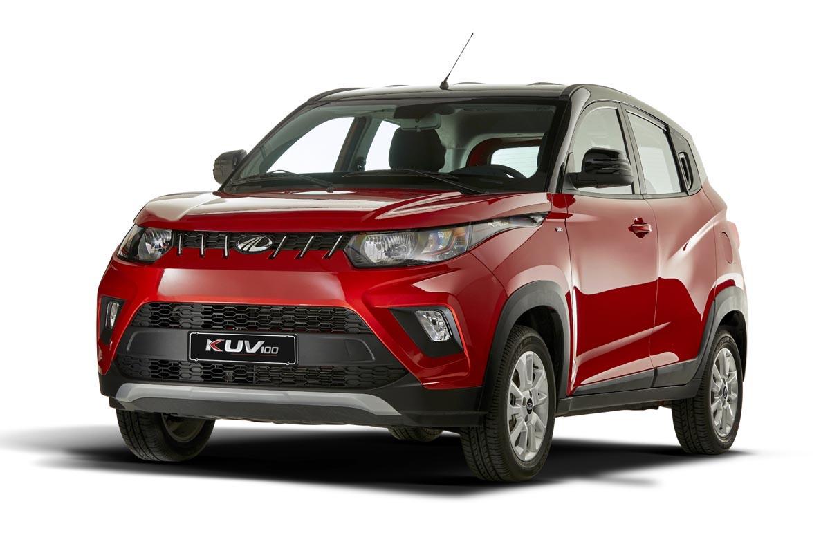 Precios de Mahindra KUV100 1.2 83 K8