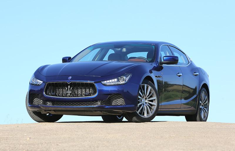 Precios de Maserati Ghibli