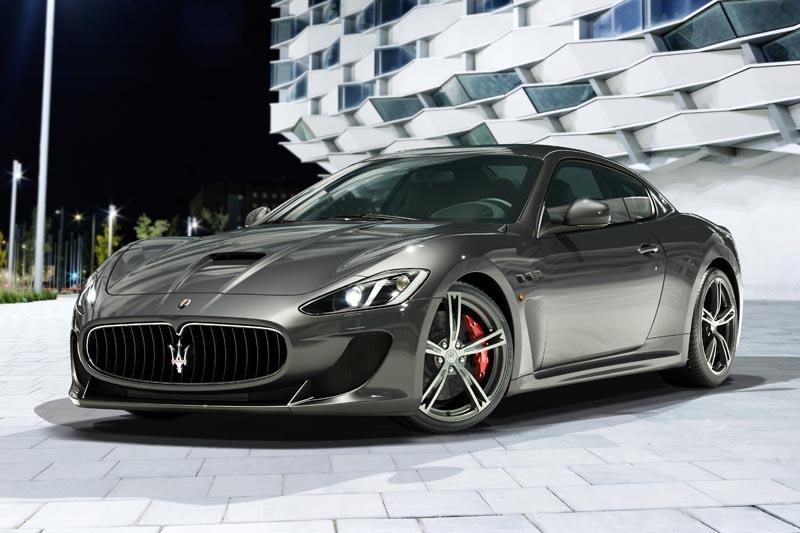 Precios de Maserati GranTurismo/GranCabrio