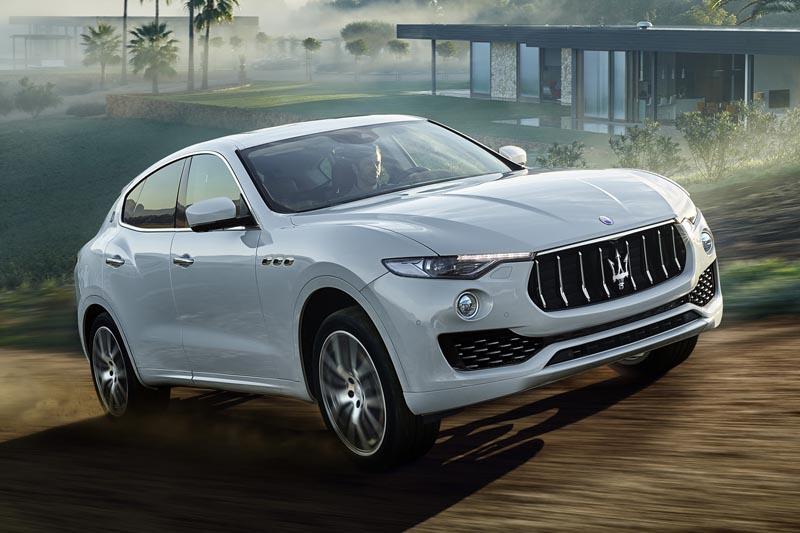 Precios de Maserati Levante 3.0 S V6 AWD Aut. 8V