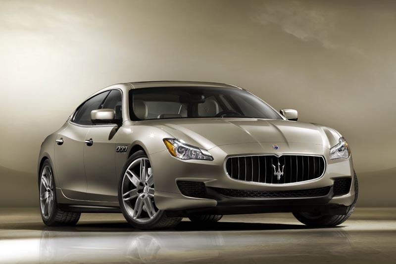 Precios de Maserati Quattroporte 3.8 V8 Aut. 8V
