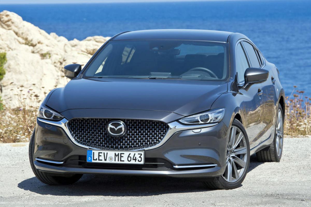 Precios de Mazda 6 4p