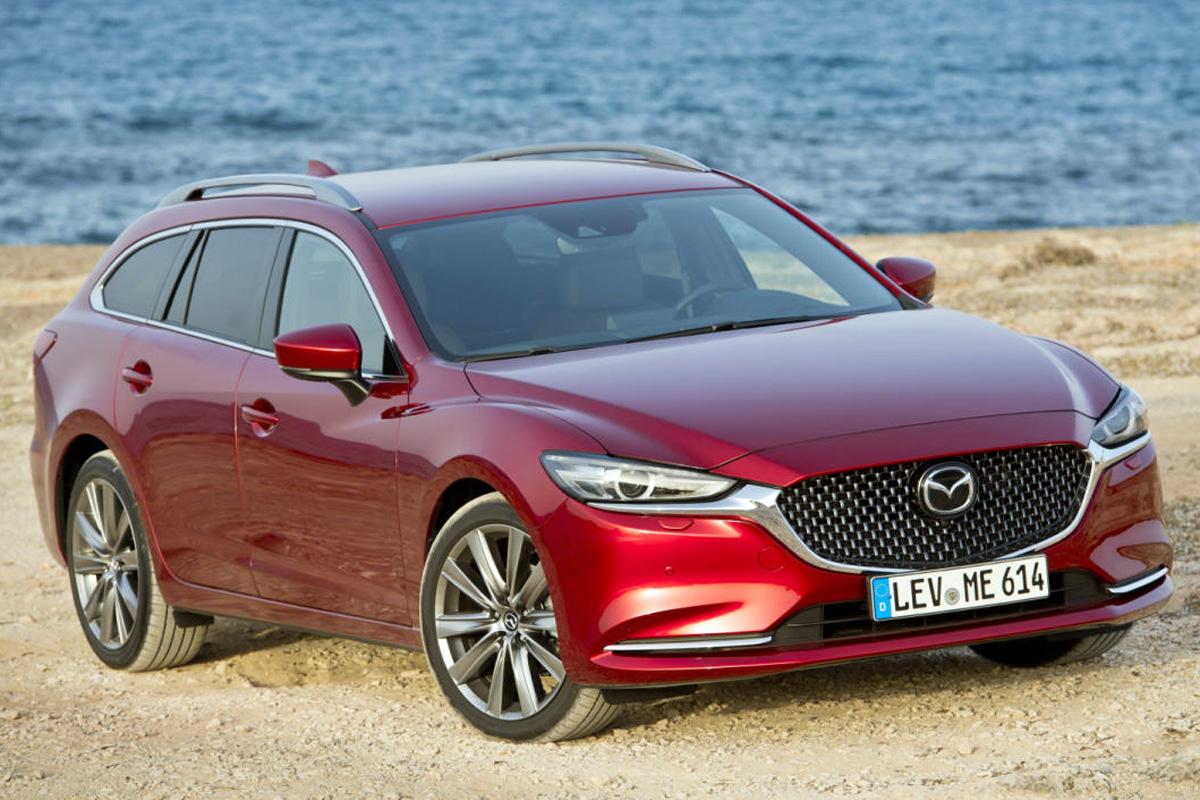 Precios de Mazda 6 Wagon