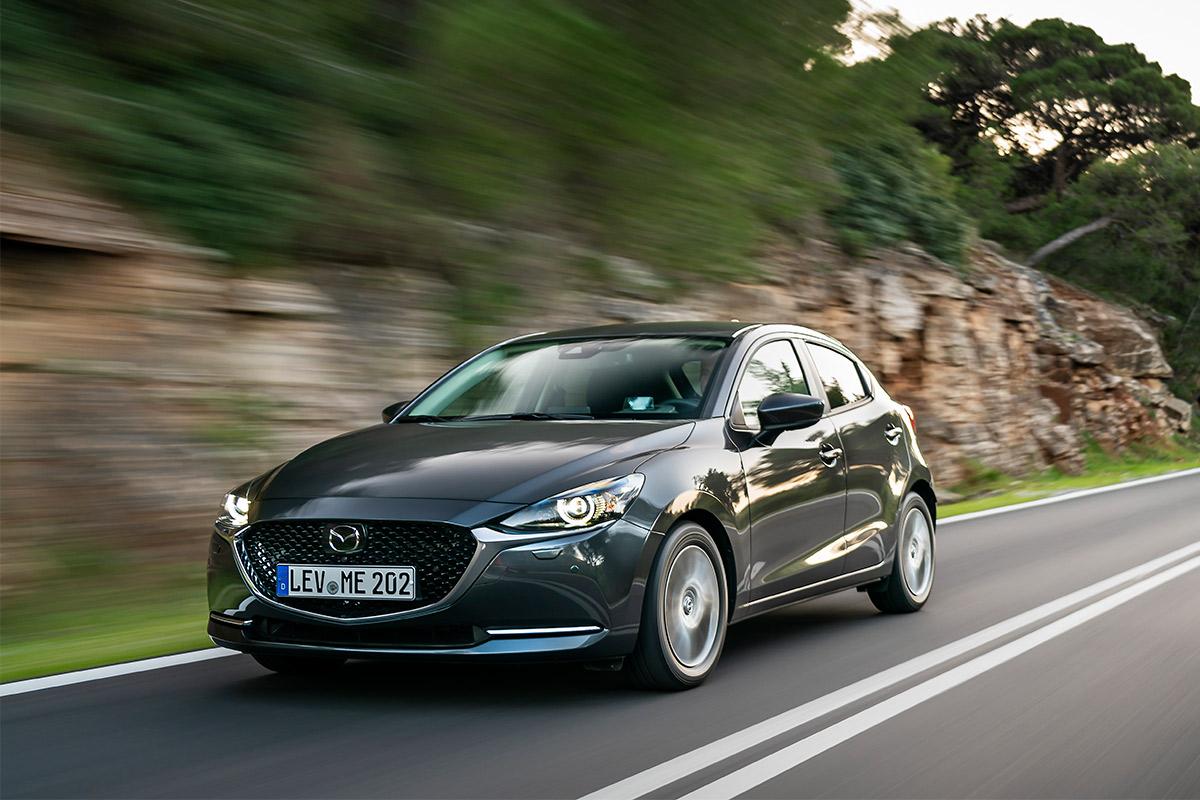 Precios de Mazda 2 5p 1.5 SKYACTIV-G 75 Black Tech Edition 5p