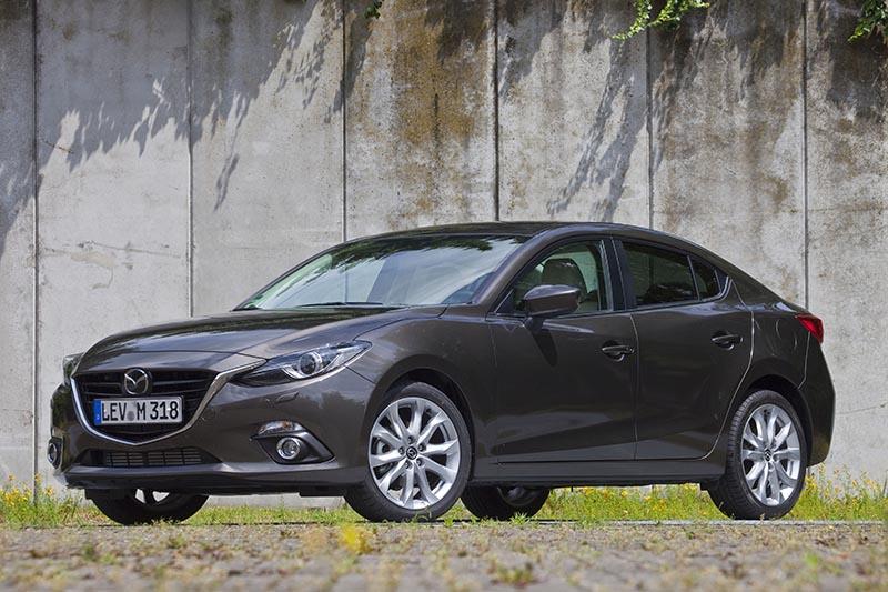 Precios de Mazda 3 Sportsedán