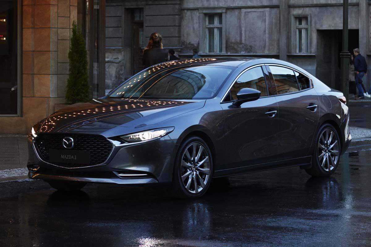 Precios de Mazda 3 Sedán 2019 2.0 SKYACTIV-X 180 Evolution-X 6V 4p