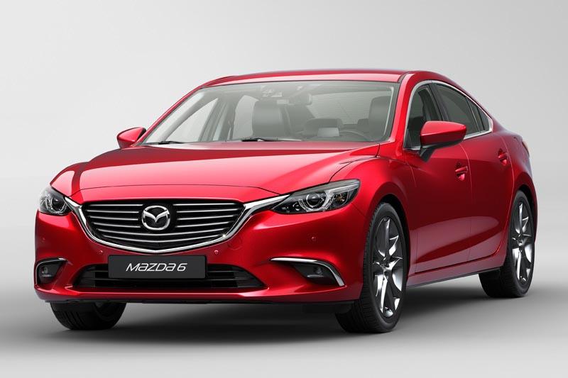 Precios de Mazda 6 4p 2.0 SKYACTIV-G 145 Zenith Black 6V