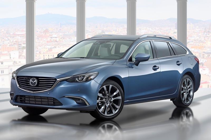 Precios de Mazda 6 Wagon 2.2 SKYACTIV-D Style+ Aut. 6V W