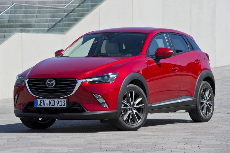 Precios de Mazda CX-3 1.8 SKYACTIV-D 115 Zenith AWD 6V