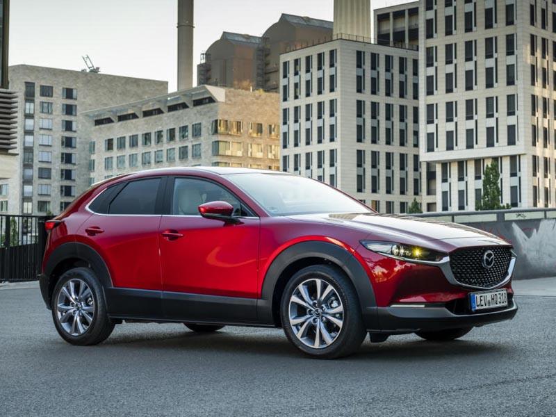 Precios de Mazda CX-30 2.0 SKYACTIV-X 180 Zenith AWD 6V