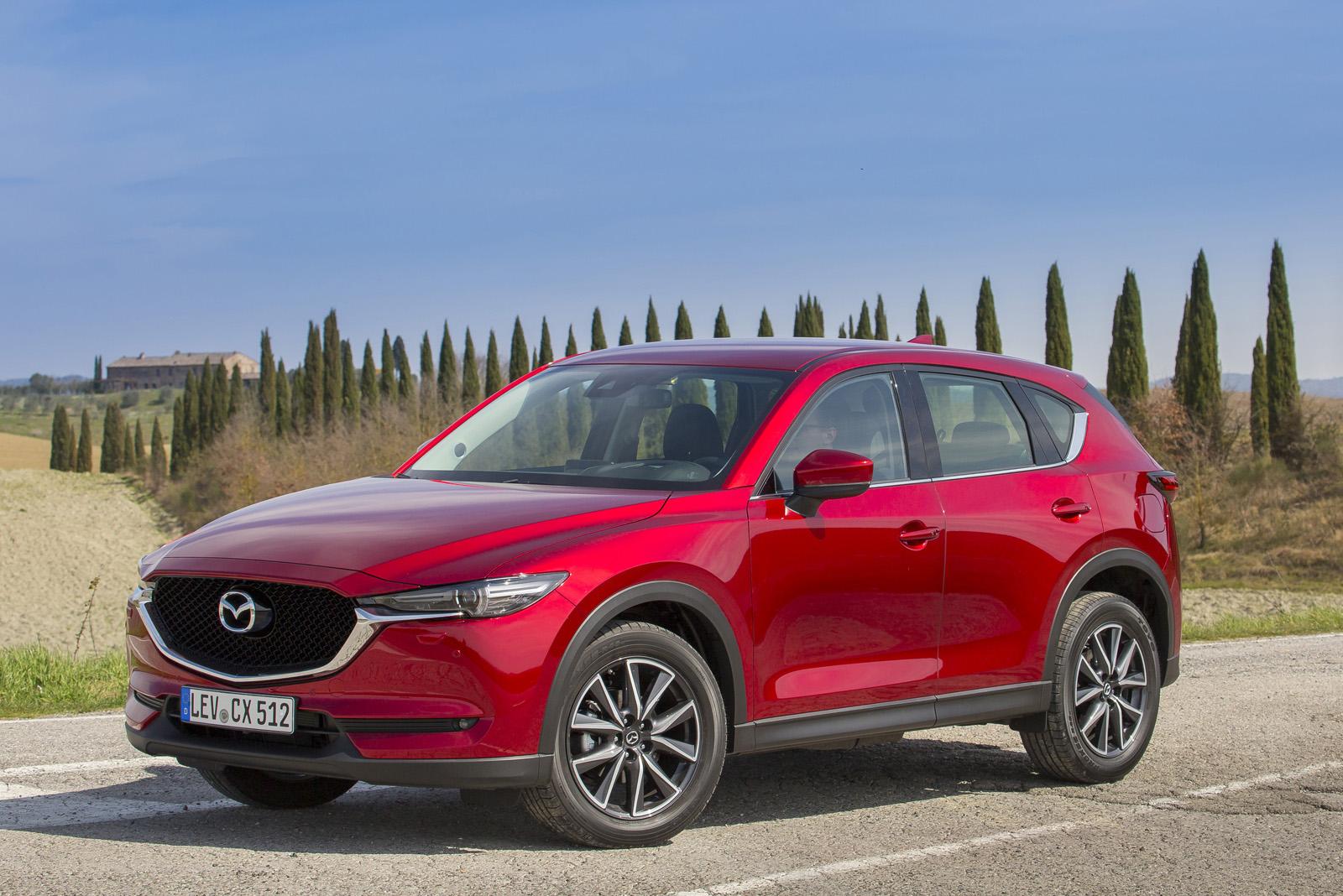 Precios de Mazda CX-5 2017