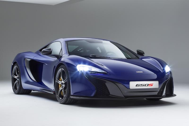 Precios de McLaren 650S