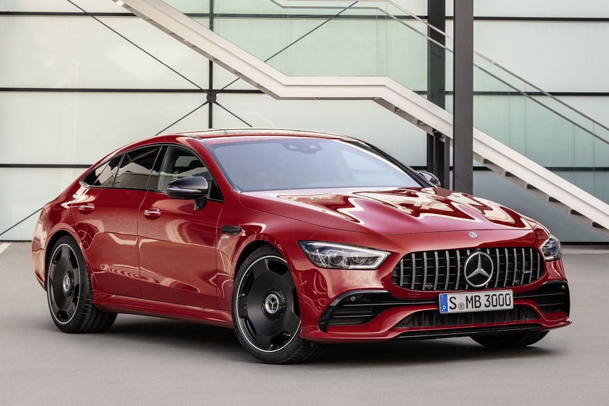 Precios de Mercedes-Benz AMG GT 4P Coupé 53 4MATIC+ Aut. 9V