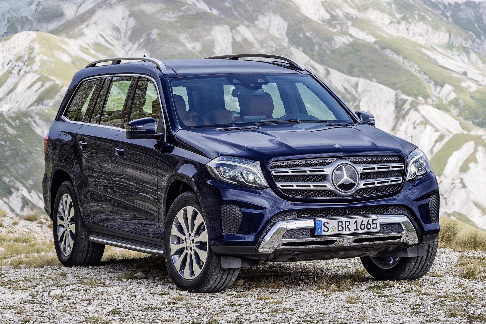 Precios de Mercedes-Benz GLS