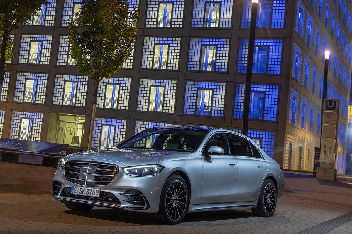 Precios de Mercedes-Benz Clase S 2021