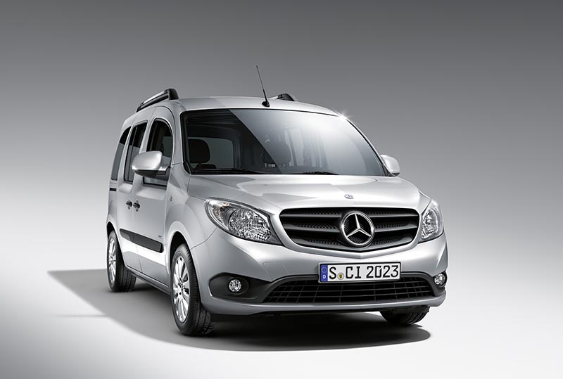 Precios de Mercedes-Benz Citan 108 CDI Combi