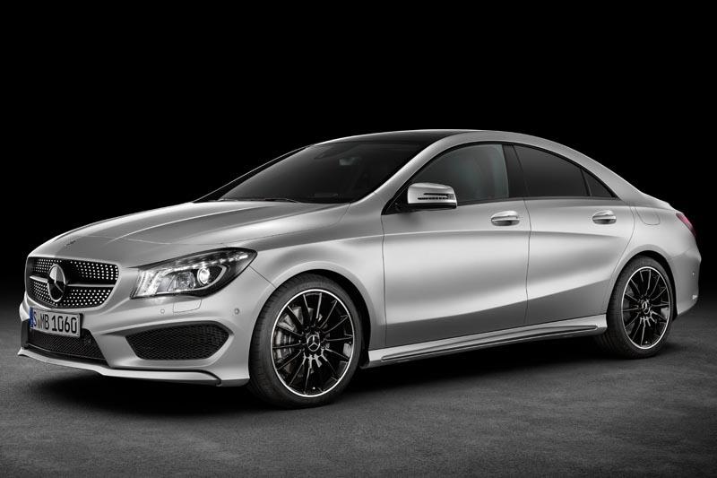 Precios de Mercedes-Benz CLA Sedan 180 Aut. 7V