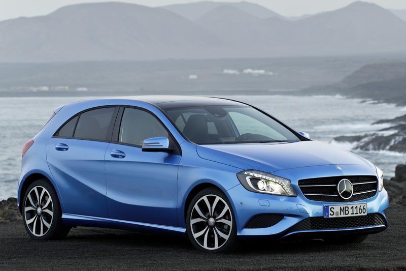 Precios de Mercedes-Benz Clase A 220 d 4Matic 5p 7V Aut.
