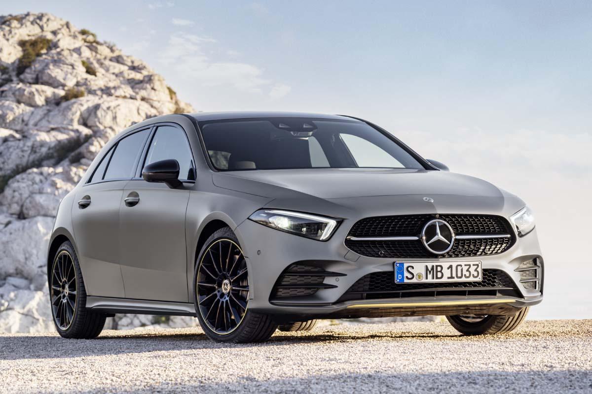 Precios de Mercedes-Benz Clase A 2018 220 d Aut. 8V 5p
