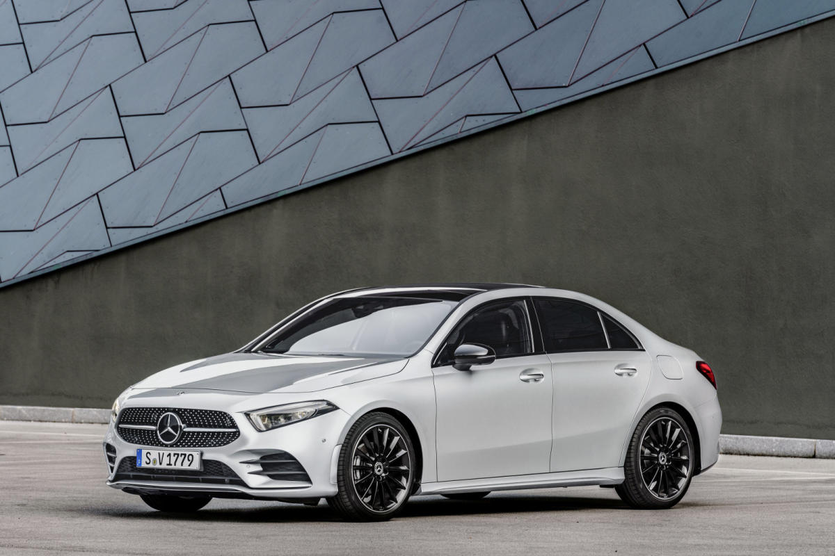 Precios de Mercedes-Benz Clase A Sedán 180 d Aut. 7V 4p